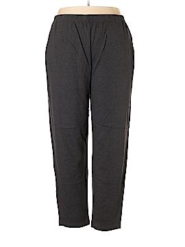 Lands' End Sweatpants Size 3X (Plus)