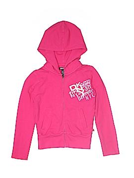 DKNY Zip Up Hoodie Size 7 - 8