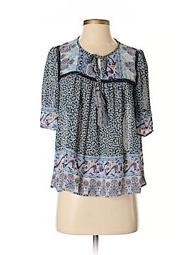 Knox Rose Short Sleeve Blouse Size S