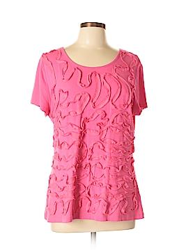 Isaac Mizrahi Short Sleeve T-Shirt Size XL