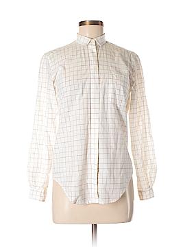 John Henry Long Sleeve Button-Down Shirt Size 6
