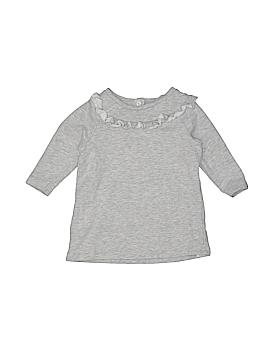 M&S Long Sleeve T-Shirt Size 9-12 mo