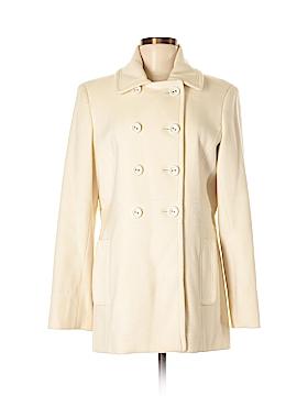 Calvin Klein Wool Coat Size 8