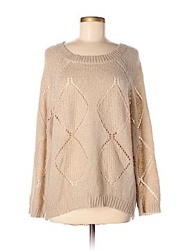 Olivia Sky Pullover Sweater Size XL (Petite)