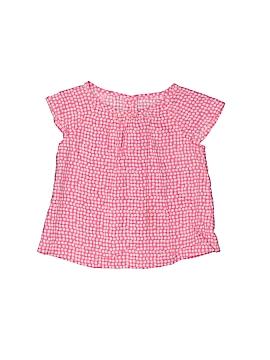 Crazy 8 Short Sleeve Blouse Size 6-12 mo
