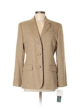 Lauren by Ralph Lauren Wool Blazer Size 8