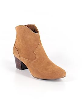 Antonio Melani Ankle Boots Size 9 1/2