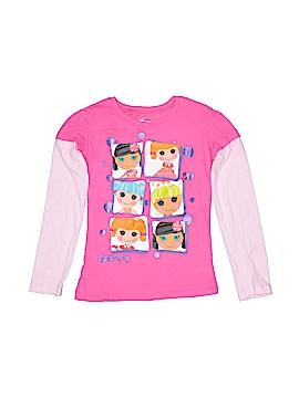 Lalaloopsy Long Sleeve T-Shirt Size 6X