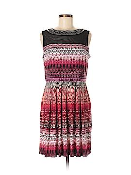 Studio One Casual Dress Size M (Petite)