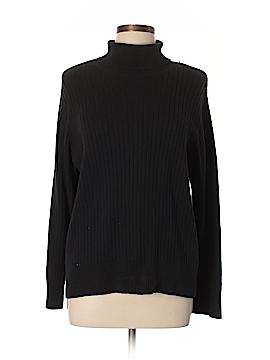 Pria Turtleneck Sweater Size 3X (Plus)