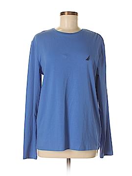 Nautica Long Sleeve T-Shirt Size S