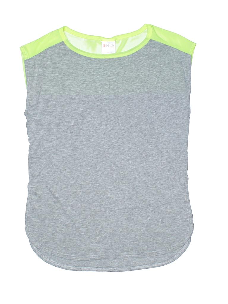 Zella Girl Girls Active T-Shirt Size 10 - 12