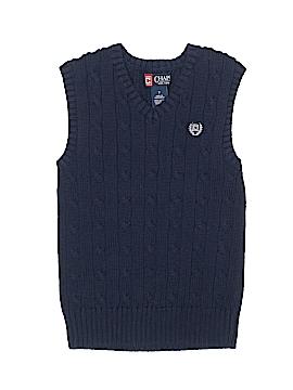 Chaps Sweater Vest Size 7