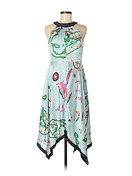 Eva Franco Casual Dress Size 6 (Petite)