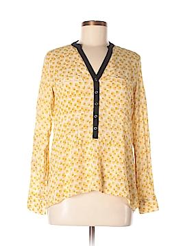 Vanessa Virginia Long Sleeve Blouse Size 4