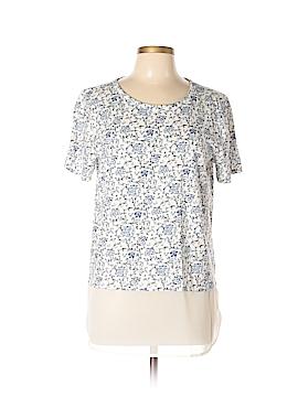 Ann Taylor Factory Short Sleeve Top Size L