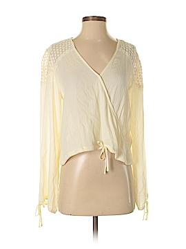 Somedays Lovin Long Sleeve Blouse Size XS