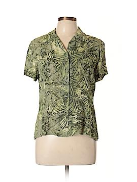 Gianni Short Sleeve Blouse Size 12
