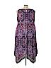 Catherines Women Casual Dress Size 0X (Plus)