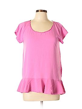 Hue Short Sleeve Top Size XL