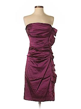 Suzi Chin Cocktail Dress Size 4