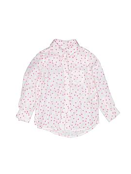 H&M L.O.G.G. Long Sleeve Button-Down Shirt Size 18-24 mo