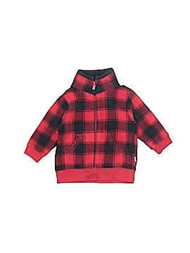 Just One You Fleece Jacket Size 3 mo