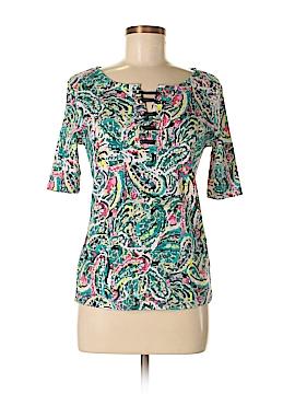 Rafaella Short Sleeve Top Size S (Petite)