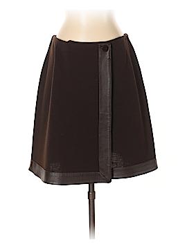 Oscar by Oscar De La Renta Wool Skirt Size 4