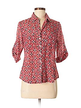 Ann Taylor LOFT Outlet 3/4 Sleeve Blouse Size 6 (Petite)