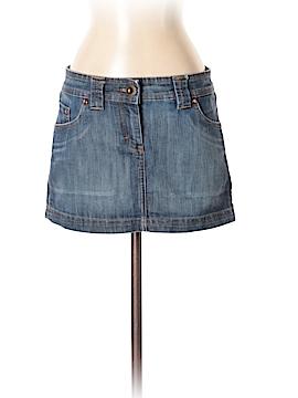 Trf Denim Rules Denim Skirt Size 2