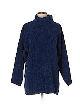 Basic Editions Turtleneck Sweater Size L