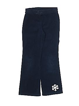 Gymboree Fleece Pants Size 6