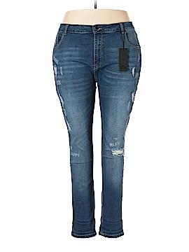 City Chic Jeans Size 22 (Plus)