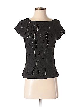 Anne Klein II Silk Pullover Sweater Size S