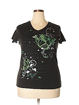 Lucky Short Sleeve T-Shirt Size 2X (Plus)