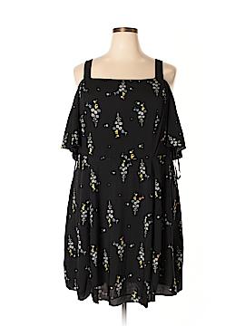 City Chic Casual Dress Size 22 Plus (XL) (Plus)