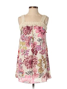 Jennifer & Grace Sleeveless Blouse Size M