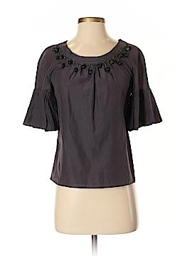 Lela Rose 3/4 Sleeve Blouse Size XS