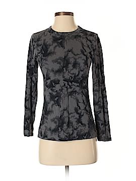 Simply Vera Vera Wang Long Sleeve T-Shirt Size XS