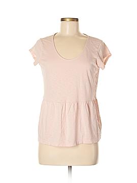 Lucy & Laurel Short Sleeve Top Size M