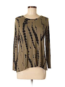 B.l.e.u. Long Sleeve T-Shirt Size M (Petite)