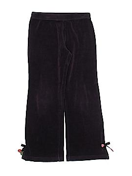 Gymboree Outlet Velour Pants Size 6