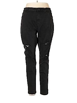 Chic Denim Jeggings Size 20 (Plus)