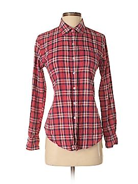XXI Long Sleeve Button-Down Shirt Size S