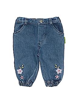 Sesame Street Jeans Size 3-6 mo