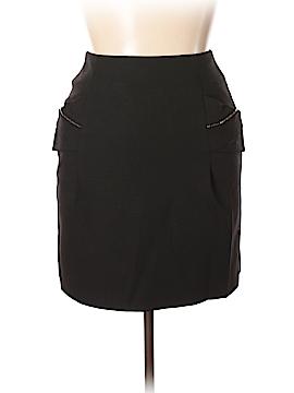 Lela Rose Wool Skirt Size 10