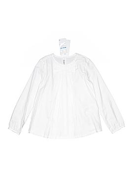 Mayoral Long Sleeve Blouse Size 7
