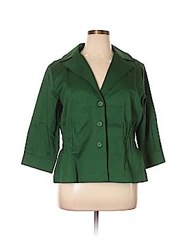 Joan Rivers Jacket Size 1X (Plus)