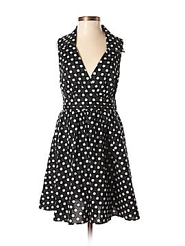 Bailey Blue Casual Dress Size S (Petite)
